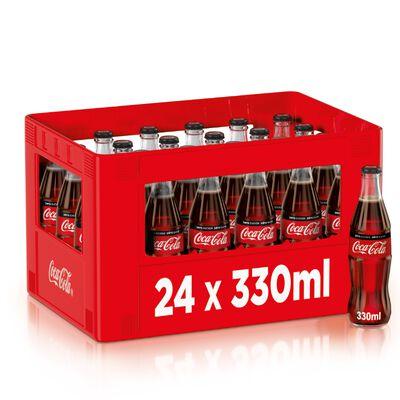 Coca-Cola zero Zucker