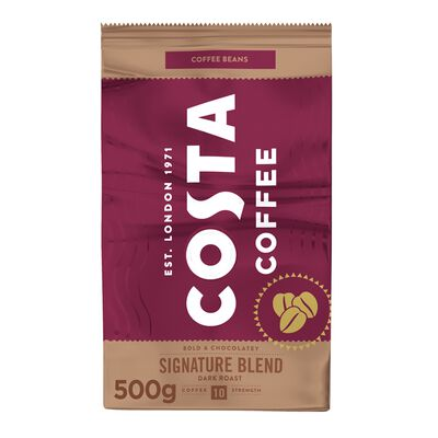 Costa Coffee Signature Blend Dark Bohnenkaffee
