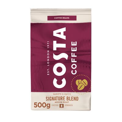 Costa Coffee Signature Blend Medium Bohnenkaffee