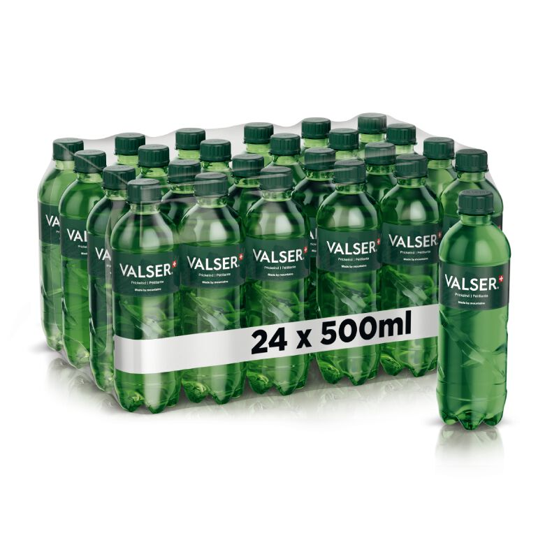 Valser Prickelnd 24 x 0.5l PET, large