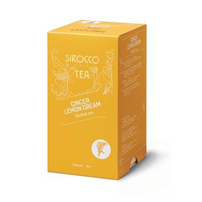 Sirocco Ginger Lemon Dream