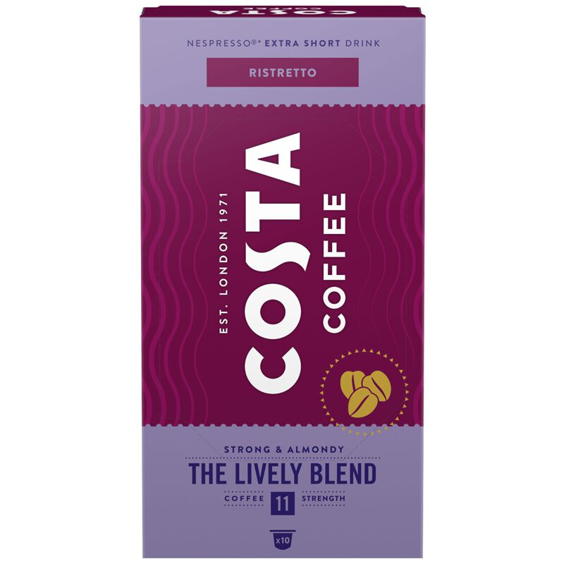 Costa Coffee Lively Blend 10 NCC Kapseln, large