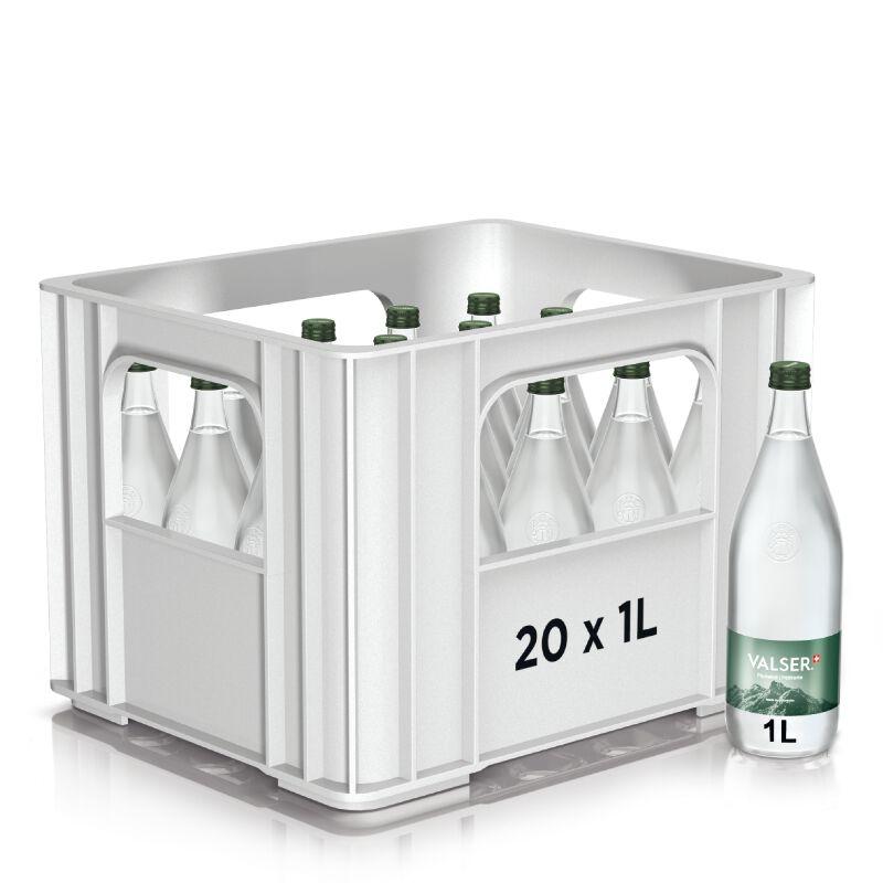 Valser Prickelnd Harass 20 x 1.0l Glas, large