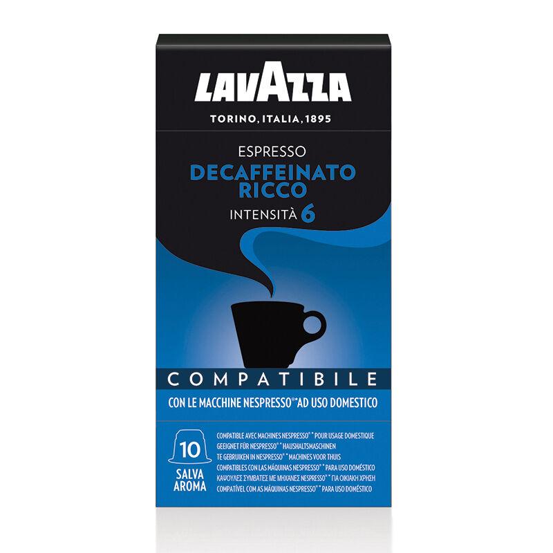 Lavazza Espresso Decaffeinato Ricco x10 NCC Kapseln, large