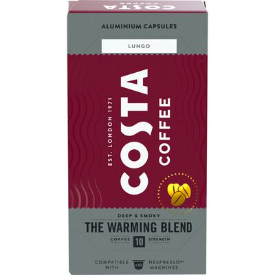 Costa Coffee Warming Blend Lungo