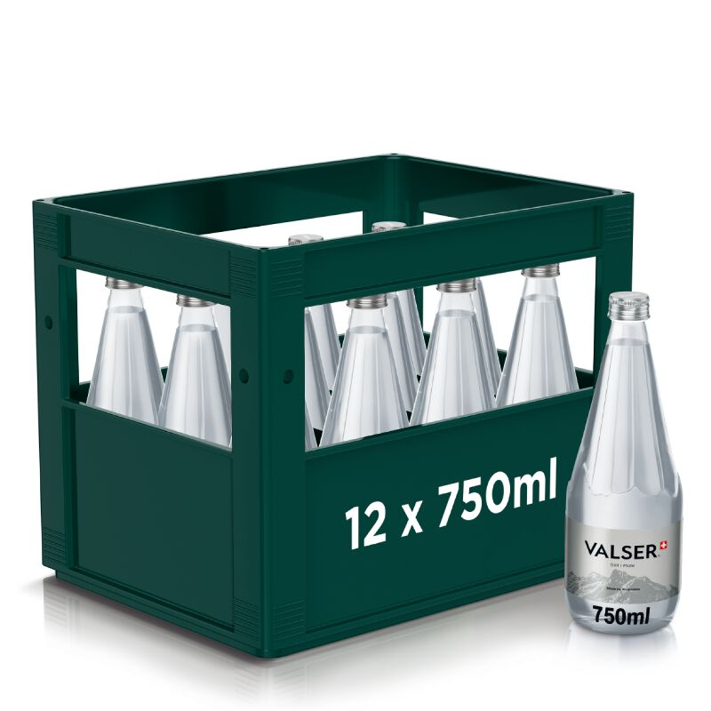 Valser Still Harass 12 x 0.75l Glas, large