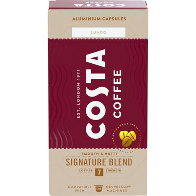 Costa Coffee Signature Blend Lungo