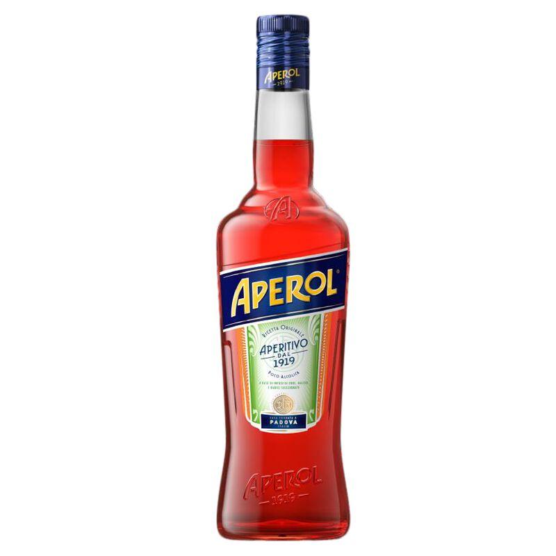 Aperol 1 x 0.7l Glas, large
