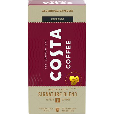 Costa Coffee Signature Blend Espresso