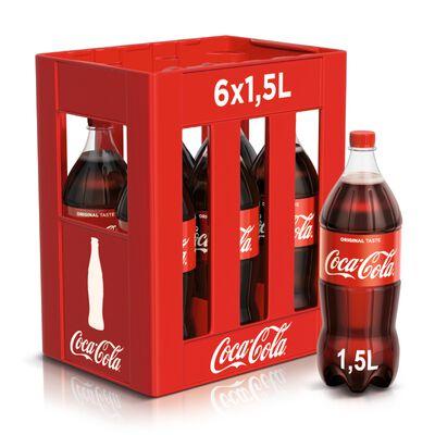 Coca-Cola classic Harass