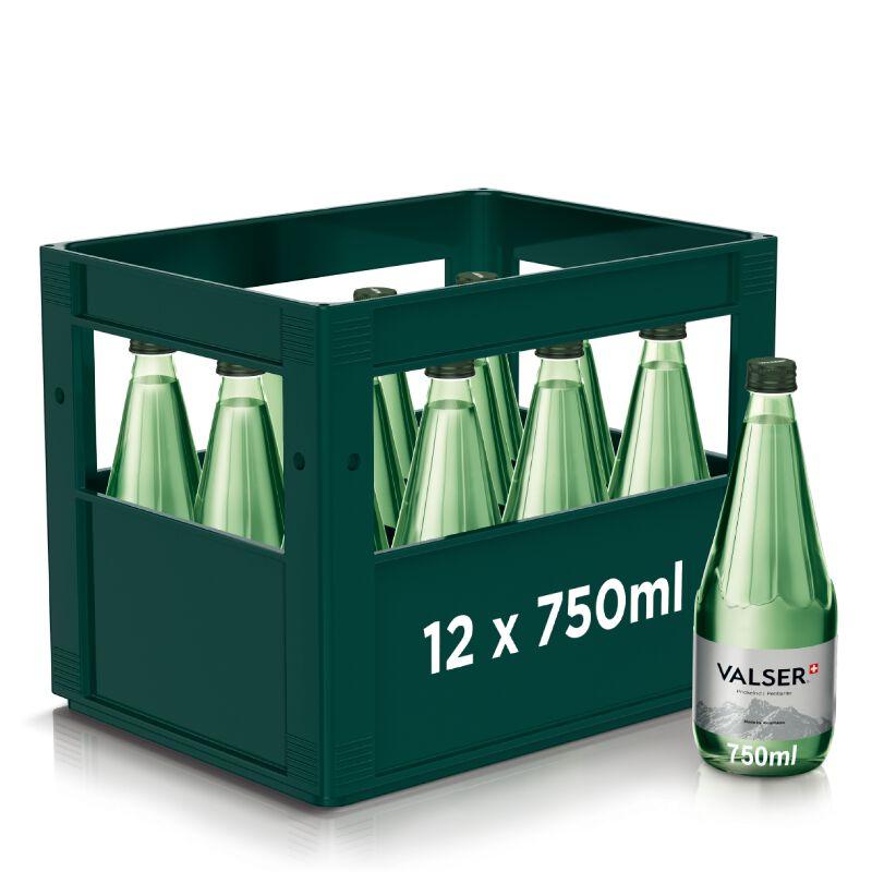 Valser Prickelnd Harass 12 x 0.75l Glas, large