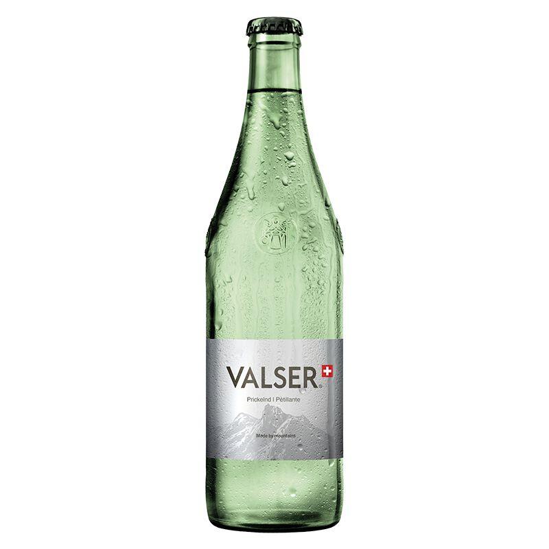 Valser Prickelnd Harass 20 x 0.5l Glas, large
