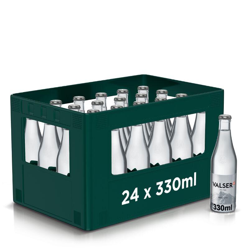 Valser Still Harass 24 x 0.33l Glas, large