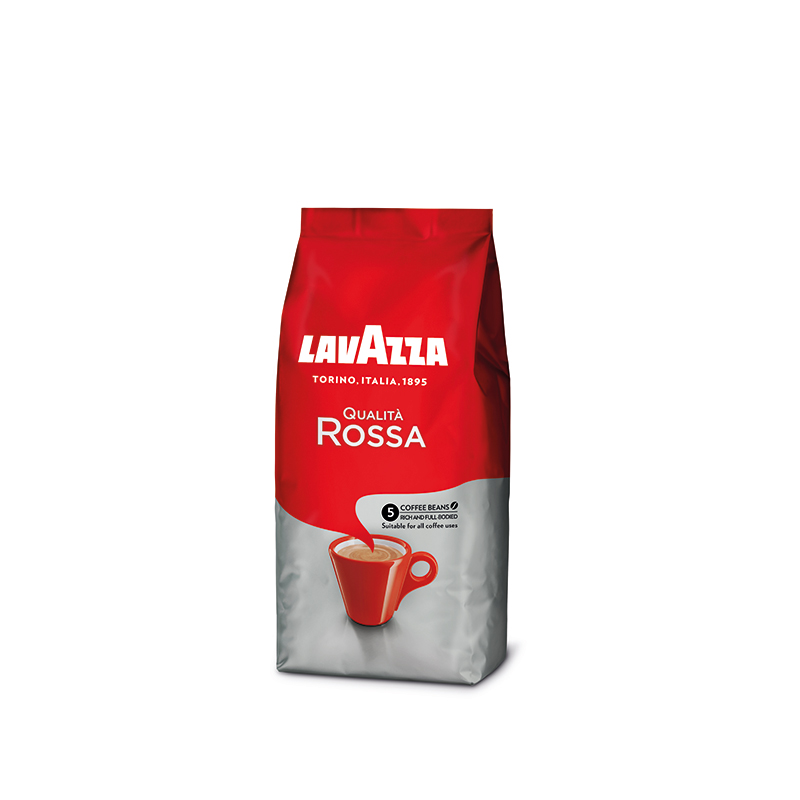 Lavazza Qualità Rossa Bohnenkaffee 1 x 0.5kg Pack, large